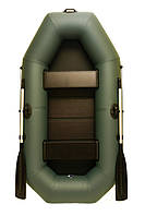 Лодка двухместная надувная пвх Grif boat G-240