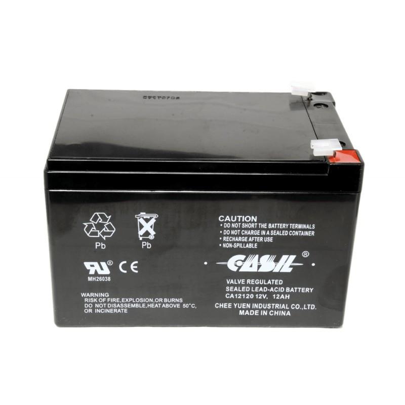 Аккумулятор CASIL СА12120 12V 12Ah
