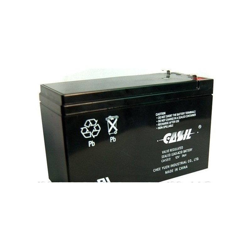 Аккумулятор CASIL СА1272 12V 7.2Ah