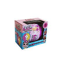 """Кукла  """"L"""" Pearl Surprise JL 18390 в ракушке 9см. в кор.11-9-7 см"""