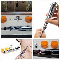 Лазерная электро акупунктурная ручка с насадками
