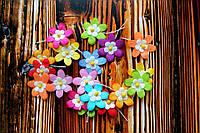 Набор цветочков №8 микс, 10 шт, 20 мм