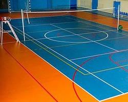 Оснащення для волейболу