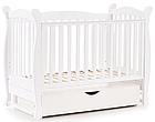 Детская кроватка Верес Соня ЛД 15 маятник+ящик (патина), фото 9