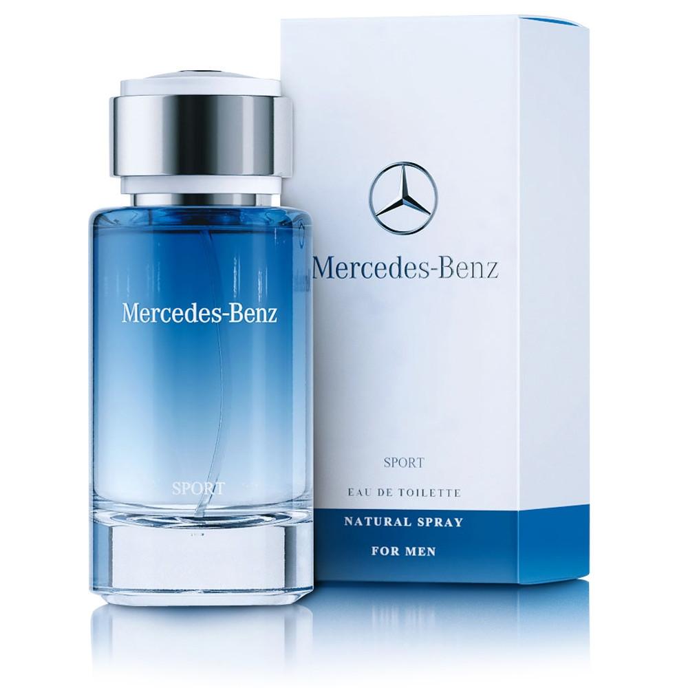 Мужской аромат Mercedes-Benz Mercedes Benz Sport