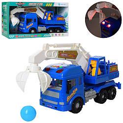 Детская игрушка стройтехника 3506