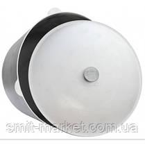 Казан алюминиевый Биол литой с крышкой 6 л (К0600), фото 2