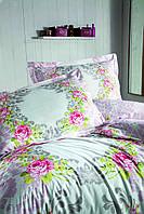 Комплект постельного белья 160х220х2  Gokay Ranforce Eyila, фото 1