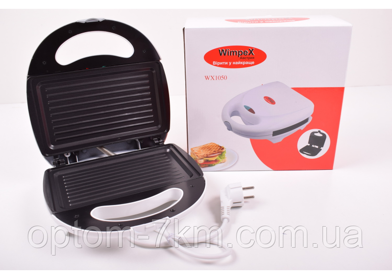 Сэндвичница WIMPEX WX-1050 am