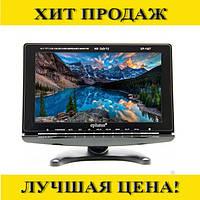 """Автомобильный портативный телевизор с DVB-T2 12"""" Eplutus EP-120T"""
