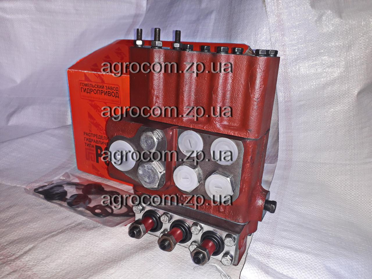 Розподільник Р80-3/1-222 (Гідророзподільник ) Т-40, Д-144. Білорусь.