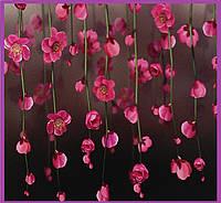 """Фотообои  """" цветочная  лиана """"  Prestige  №19  204*196"""