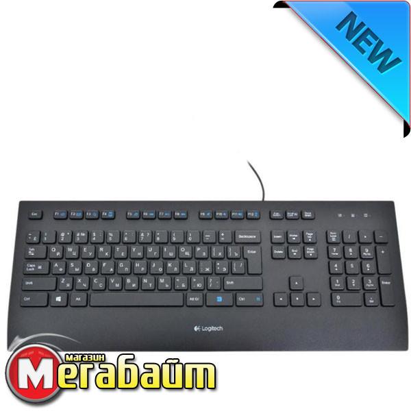 Клавиатура Logitech K280e Corded Keyboard USB (920-005215)