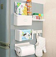 Органайзер для кухни  на магнитах  на холодильник, фото 1