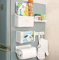 Органайзер для кухни  на магнитах  на холодильник