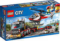Конструктор LEGO City Перевозка тяжелых грузов 310 деталей (60183) , фото 1