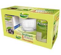 Pickwick набор: чай в ассортименте 40 шт. + кружка