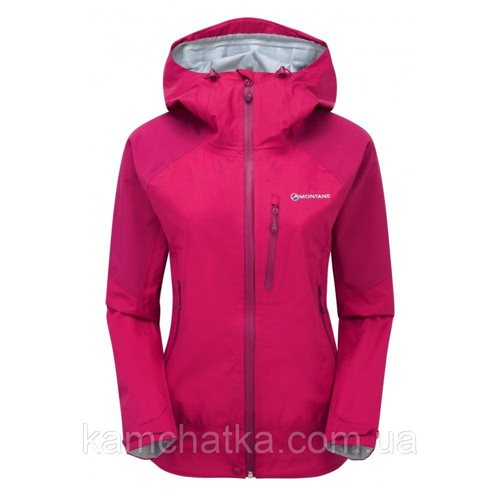 Куртка Montane Women's Ajax Jacket FRENCH BERRY, S