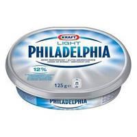 """""""Кремовый сыр Light"""" Philadelphia, 125 гр"""