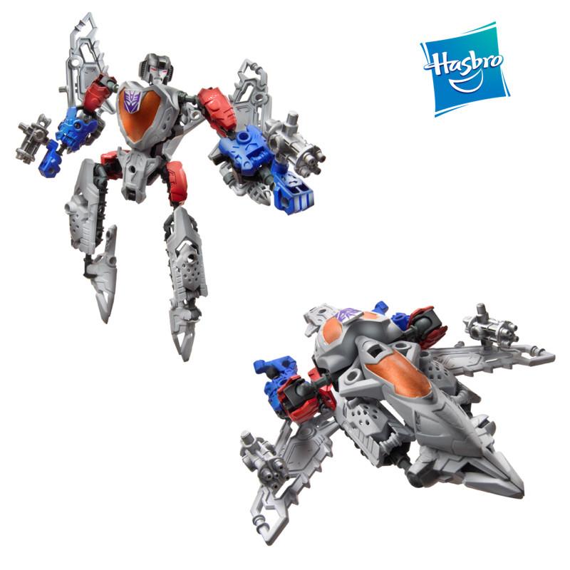 """Трансформер-конструктор Старскрим """"Констракт-Боты"""", 40 дет. - Starscream, TF4, Construct bots, Hasbro"""