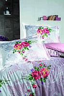 Комплект постельного белья 160х220х2 Gokay Ranforce Novia, фото 1