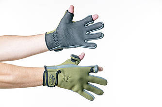 Перчатки Tramp TRGB-002-XL для активного зимнего отдыха