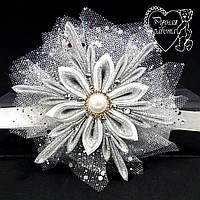 Сніжинка браслет, шпилька, ободок