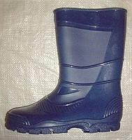 Сапоги резиновые с усиленным носком