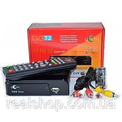UClan T2 HD SE Internet без LED дисплея DVB-T2, TV тюнер Т2 приемник