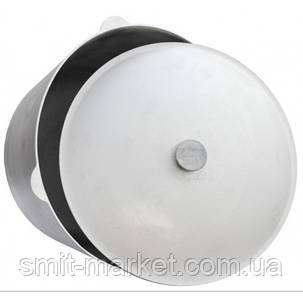 Казан алюминиевый литой Биол с крышкой 25 л (К2500), фото 2