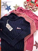 Детский свитер для девочек от 9 до 14 лет.