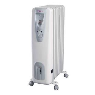 Эл.маслянный радиатор TESY   7секций 1,5 кВт (СВ 1507 Е01R)