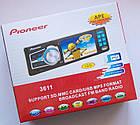 "Бездисковая магнитола бренда Pioneer 3611 экран 3.6"" автомобильная магнитола мр5, фото 5"