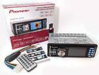 Автомагнитола Стерео FM радио в машину Pioneer 3016a с видео автомагнитола универсальная, фото 2