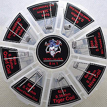 Набір спіралей Demon Killer 48pc 8 in1 койли