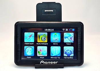 Многофункциональный GPS навигатор сенсорный Pioneer 7 НD (2) автопланшет жпс