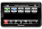 Автомобильный многофункциональный GPS навигатор Pioneer 557 навигатор Windows CE сенсорный, фото 4