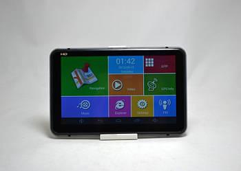 """Автомобільний GPS навігатор Pioneer Android автонавігатор 7"""" сенсорний популярний"""