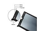 "Автомагнитола 7012В USB сенсорная 7"" экран 2DIN 7012В GPS, фото 2"