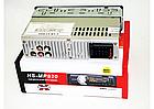 Автомагнитола HS-MP820 c FM-тюнером МР3 и WMA стандартная 1 дин магнитола, фото 3