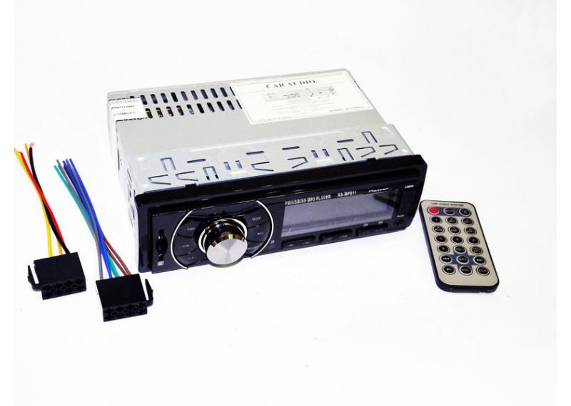 Автомагнитола HS-MP811 c FM-тюнером МР3 и WMA магнитола 1 дин