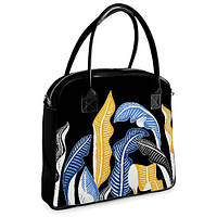 Женская сумочка Oxford Экзотическая ночь (OXF_TRO006_BL)