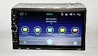 2din Автомагнитола Pioneer 8701 GPS Android 5.1GPS + WiFi + 4Ядра +16 гб