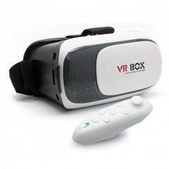 Очки виртуальной реальности VR BOX+ пульт реплика шлем виртуальной реальности VR BOX