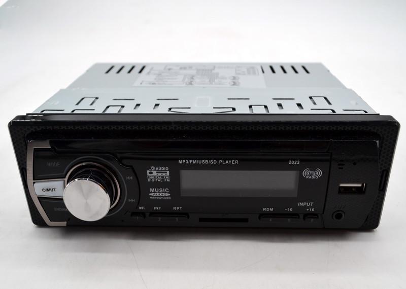 Автомагнитола Pioneer CDX-GT2022 стандартная 1 дин магнитола в машину с пультом