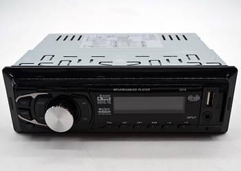 Автомагнітола Pioneer 2018 MP3+FM+USB+SD+AUX магнітола піонер незнімна панель