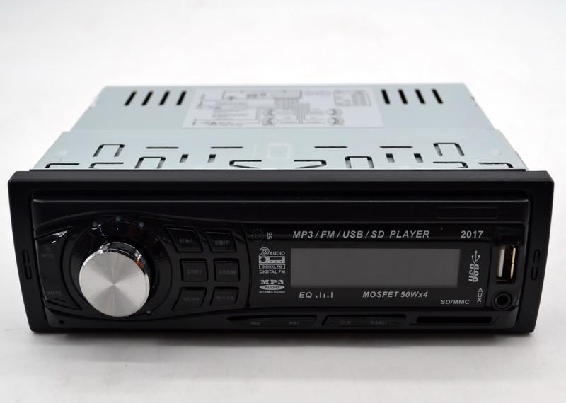 В машину автомагнитола Pioneer 2017 MP3+FM+USB+SD+AUX функциональная 1 дин стандартный размер