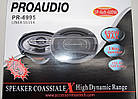 Автоакустика колонки ProAudio PR-6995 (600 Вт) колонки динамики в машину, фото 3