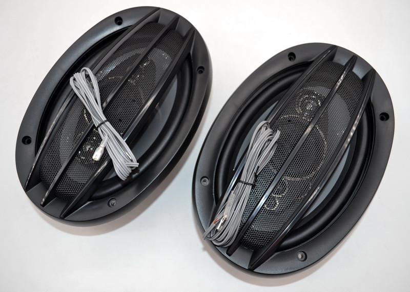 Автоакустика колонки динаміки в машину ProAudio PR-6994 (600 Вт колонки автоакустика овали