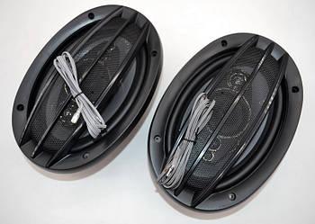 Автоакустика колонки динамики в машину ProAudio PR-6994 (600 Вт) колонки автоакустика овалы